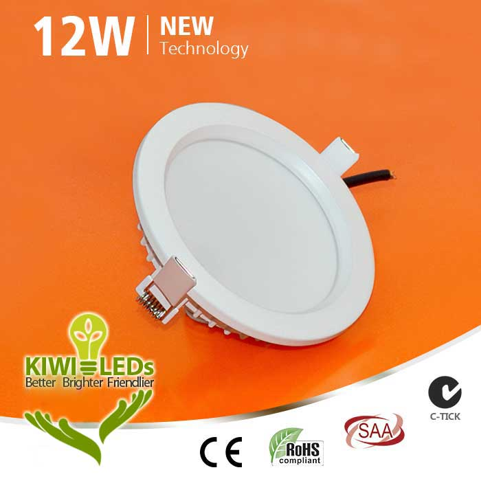 12W HV LED Downlight