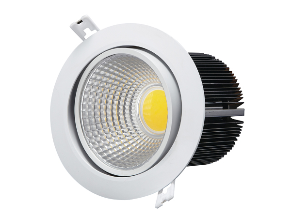 20w cob led down light kiwiled - Downlight led 20w ...