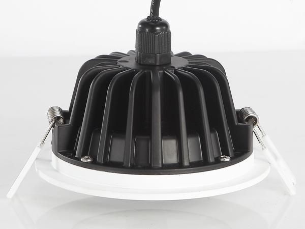 ip65 10w led downlight samsung kiwiled. Black Bedroom Furniture Sets. Home Design Ideas