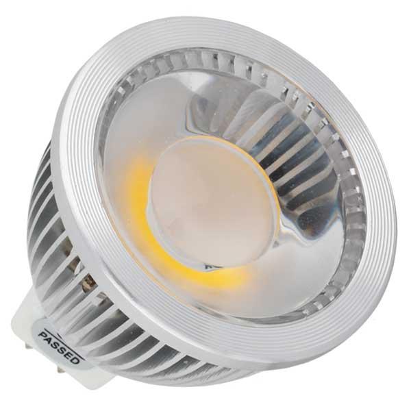 MR16 - 5watt COB - Replaces 50w halogen