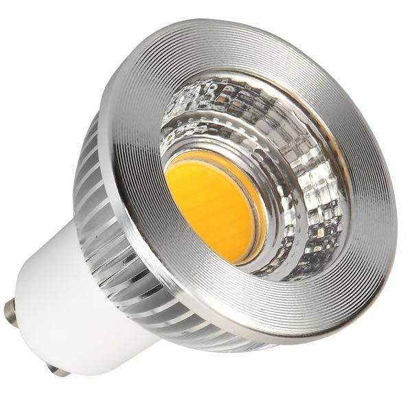 GU10 – 5watt COB – Replaces 50w halogen