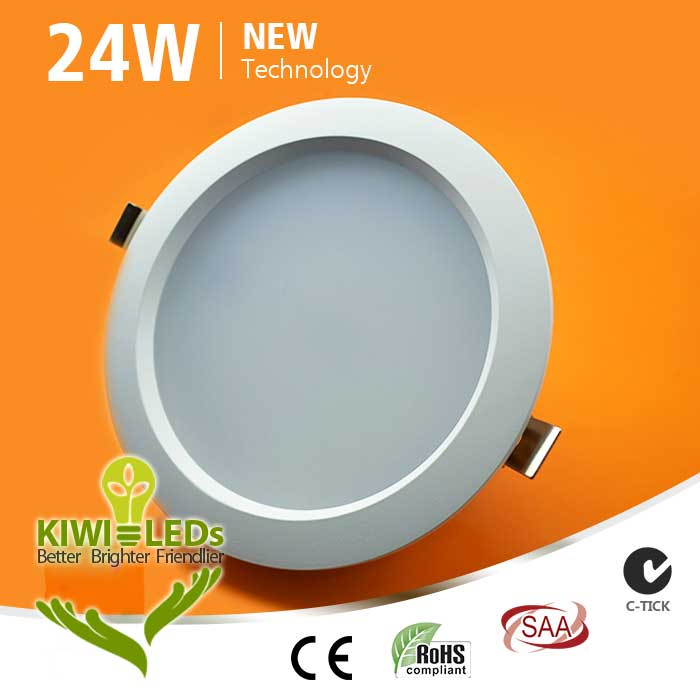 24W HV LED Downlight