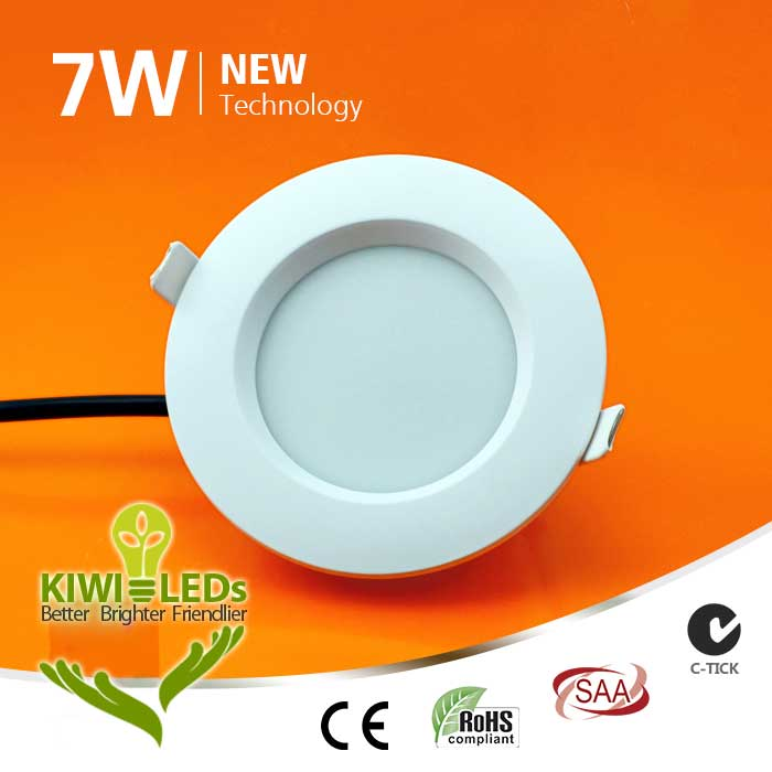 7W HV LED Downlight
