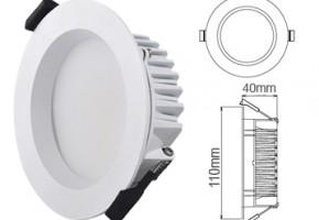 Nykomna IP44 13W LED DownLight - SAMSUNG - KiwiLed ZI-47
