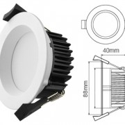 IP44 7W LED DownLight - SAMSUNG