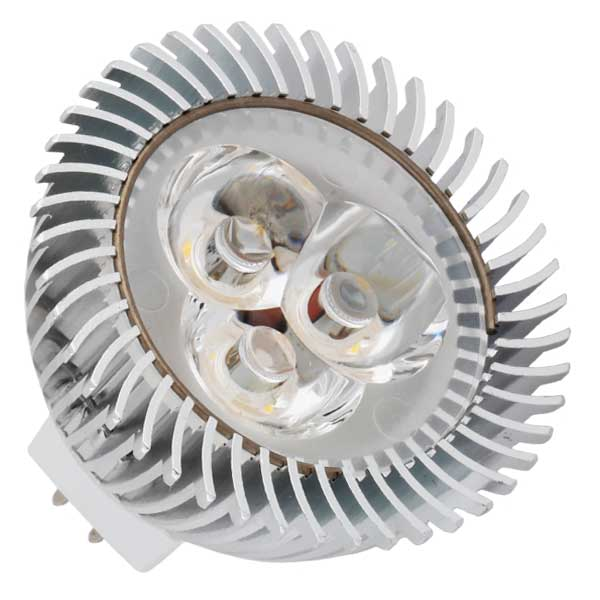 MR16 - 1x3watt COB - Replaces 40w halogen